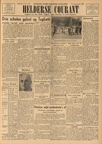 Heldersche Courant 1948-07-15