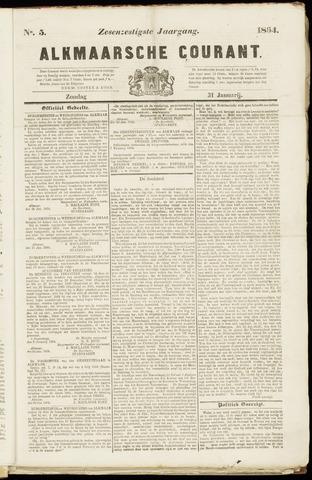 Alkmaarsche Courant 1864-01-31