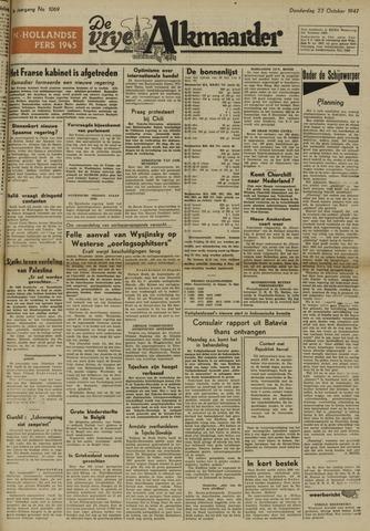 De Vrije Alkmaarder 1947-10-23