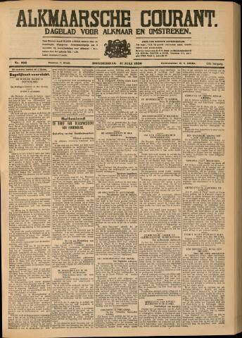 Alkmaarsche Courant 1930-07-17