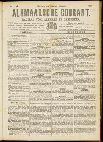 Alkmaarsche Courant 1907-08-23