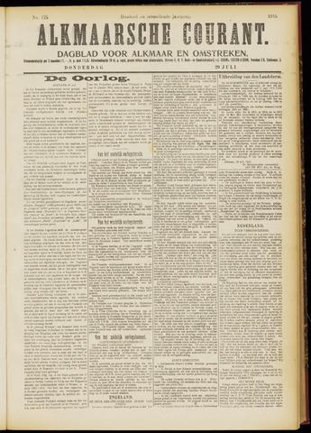 Alkmaarsche Courant 1915-07-29