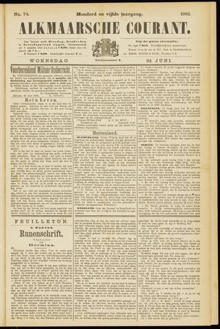 Alkmaarsche Courant 1903-06-24
