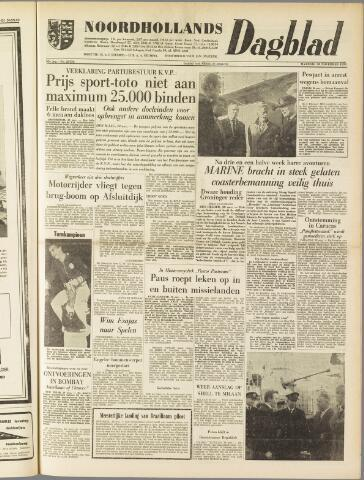 Noordhollands Dagblad : dagblad voor Alkmaar en omgeving 1959-11-30