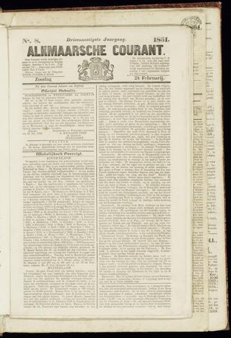 Alkmaarsche Courant 1861-02-24