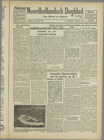 Nieuw Noordhollandsch Dagblad : voor Alkmaar en omgeving 1946-03-30