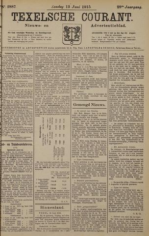 Texelsche Courant 1915-06-13