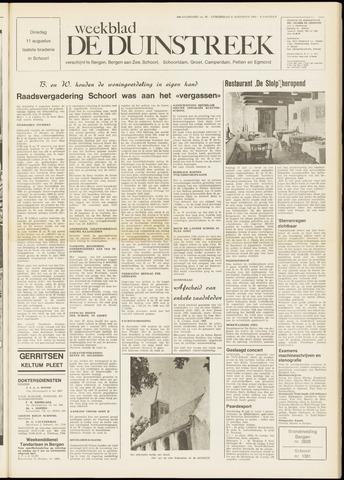 De Duinstreek 1970-08-06