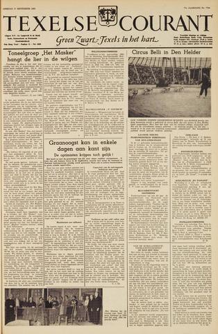 Texelsche Courant 1963-09-17