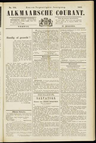 Alkmaarsche Courant 1889-08-23