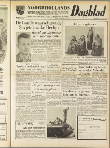 Noordhollands Dagblad : dagblad voor Alkmaar en omgeving 1959-03-26
