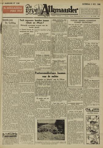De Vrije Alkmaarder 1948-10-02