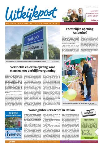 Uitkijkpost : nieuwsblad voor Heiloo e.o. 2015-09-30