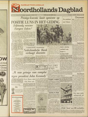 Noordhollands Dagblad : dagblad voor Alkmaar en omgeving 1967-03-15