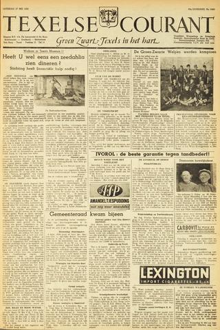 Texelsche Courant 1950-05-27