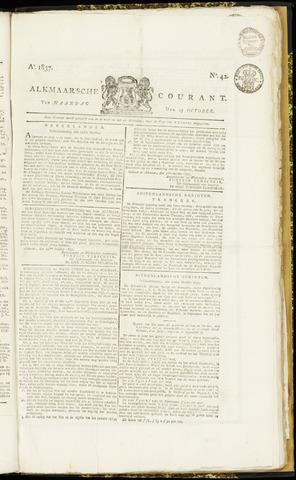 Alkmaarsche Courant 1837-10-16