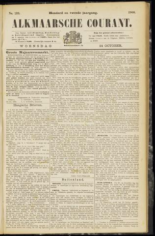 Alkmaarsche Courant 1900-10-24