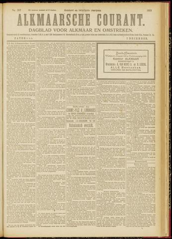 Alkmaarsche Courant 1918-12-07