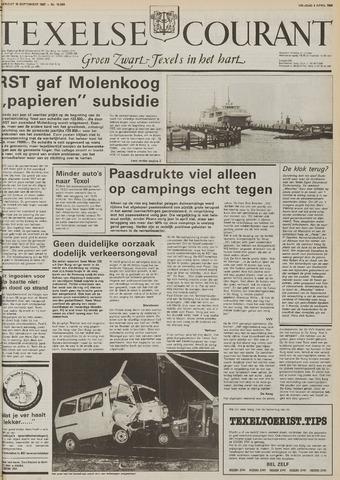 Texelsche Courant 1986-04-04