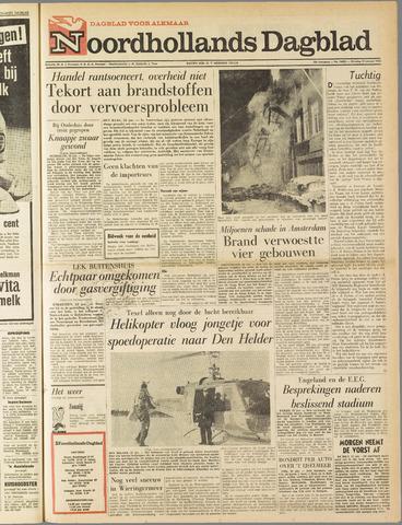 Noordhollands Dagblad : dagblad voor Alkmaar en omgeving 1963-01-22