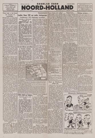 Dagblad Noord-Holland, Schager editie 1944-06-23