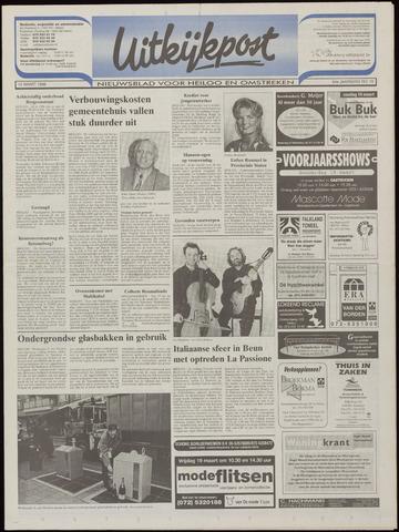 Uitkijkpost : nieuwsblad voor Heiloo e.o. 1999-03-10