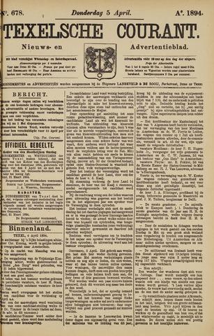 Texelsche Courant 1894-04-05