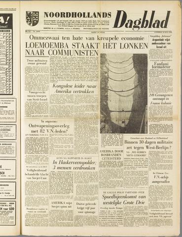 Noordhollands Dagblad : dagblad voor Alkmaar en omgeving 1960-07-23