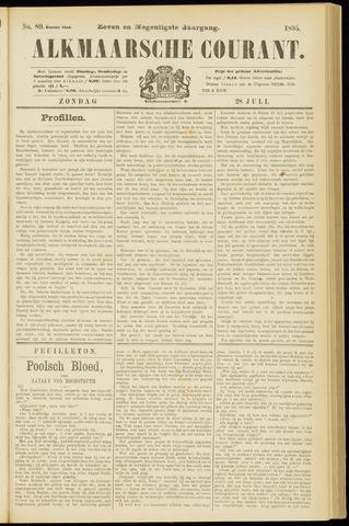 Alkmaarsche Courant 1895-07-28