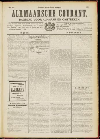 Alkmaarsche Courant 1911-12-29