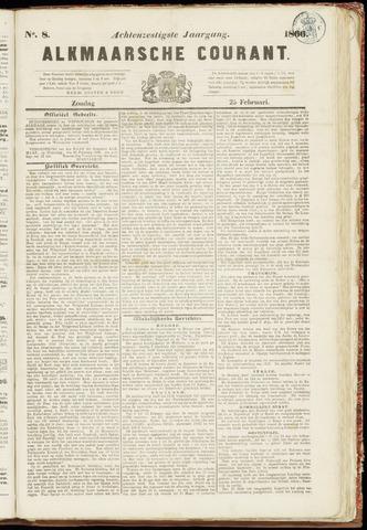 Alkmaarsche Courant 1866-02-25