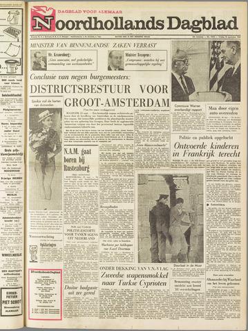 Noordhollands Dagblad : dagblad voor Alkmaar en omgeving 1964-09-25