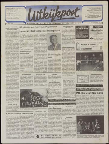 Uitkijkpost : nieuwsblad voor Heiloo e.o. 1996-04-10