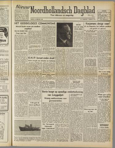 Nieuw Noordhollandsch Dagblad : voor Alkmaar en omgeving 1947-02-28