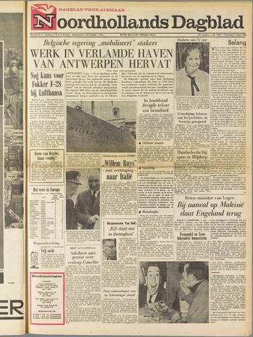 Noordhollands Dagblad : dagblad voor Alkmaar en omgeving 1965-01-07