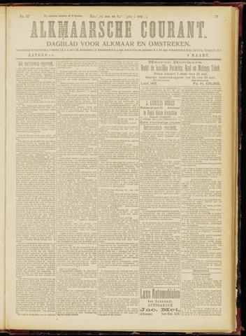 Alkmaarsche Courant 1919-03-08