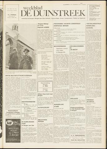 De Duinstreek 1970-07-09
