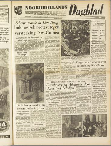 Noordhollands Dagblad : dagblad voor Alkmaar en omgeving 1960-06-04