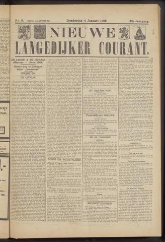 Nieuwe Langedijker Courant 1923-01-04