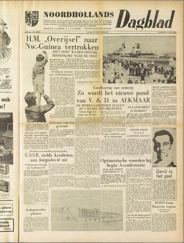 Noordhollands Dagblad : dagblad voor Alkmaar en omgeving 1958-07-02