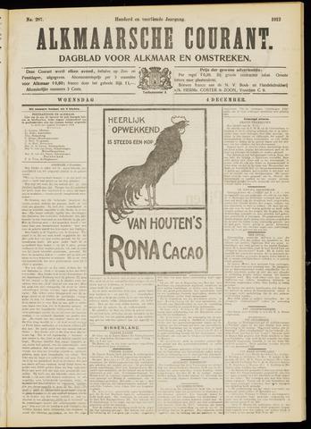Alkmaarsche Courant 1912-12-04