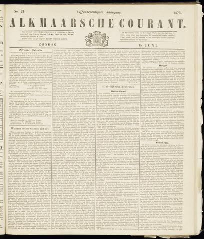 Alkmaarsche Courant 1873-06-15