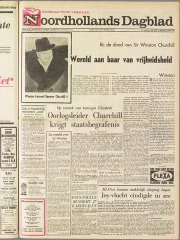 Noordhollands Dagblad : dagblad voor Alkmaar en omgeving 1965-01-25