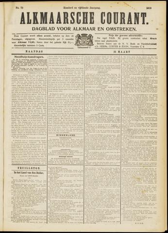 Alkmaarsche Courant 1913-03-31