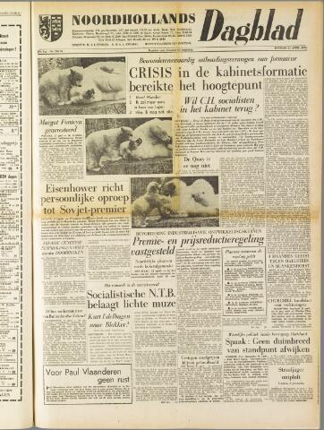 Noordhollands Dagblad : dagblad voor Alkmaar en omgeving 1959-04-21