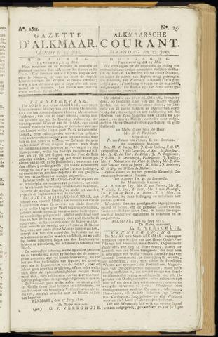 Alkmaarsche Courant 1811-06-24