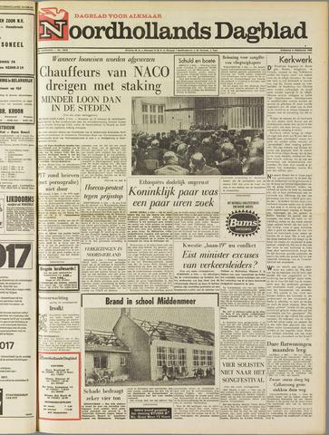 Noordhollands Dagblad : dagblad voor Alkmaar en omgeving 1969-02-04