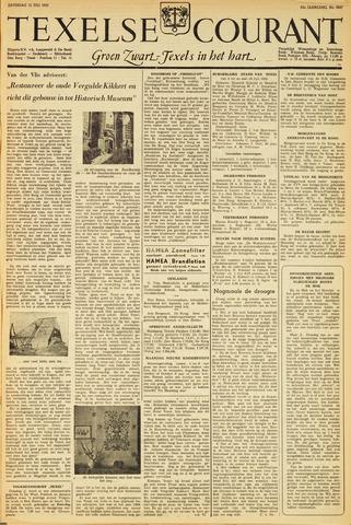 Texelsche Courant 1952-07-12