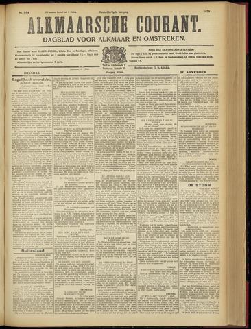 Alkmaarsche Courant 1928-11-27