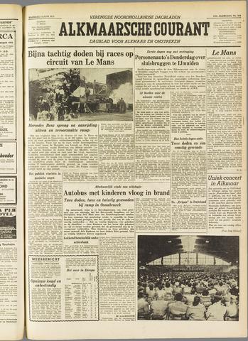 Alkmaarsche Courant 1955-06-13